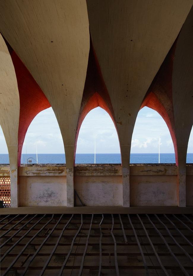 Фото с экспозиции «Куба. Архитектура тропического социализма» © Алексей Народицкий