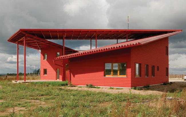 Штаб строительства курорта «Золотое кольцо», «Архитектурная мастерская Тотана Кузембаева».