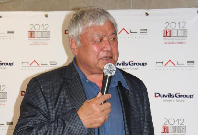 Руководитель проекта Тотан Кузембаев.