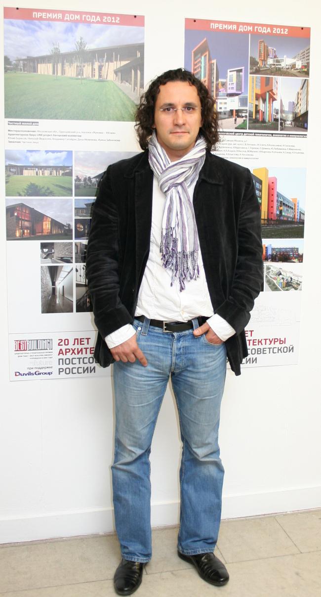 Юлий Борисов, UNK project.