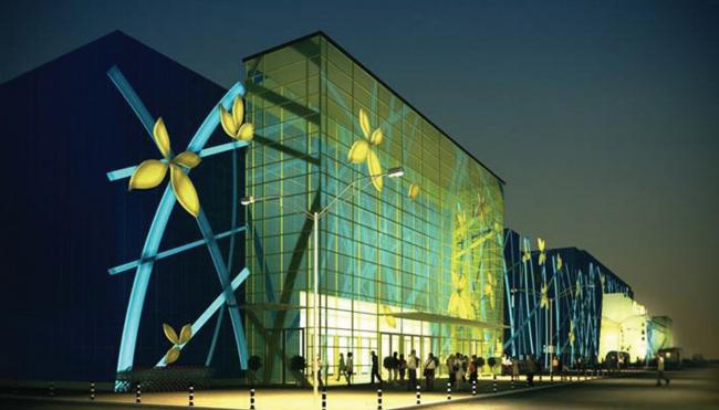 Многофункциональный торгово-развлекательный комплекс «Лето», «ИАСП» (ГУП Торгпроект).