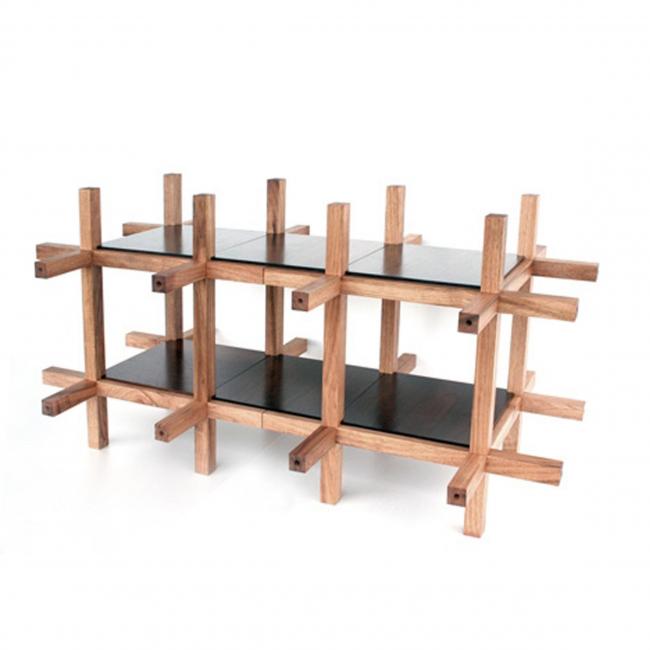 Мебель из cidori, проект EJP