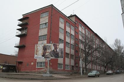 Жемчужина саратовского конструктивизма – Дом-коммуна. Фото: Юрий Набатов