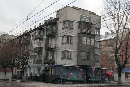 Дом для ИТР (инженерно-технических работников) в самом центре Саратова. Фото: Юрий Набатов