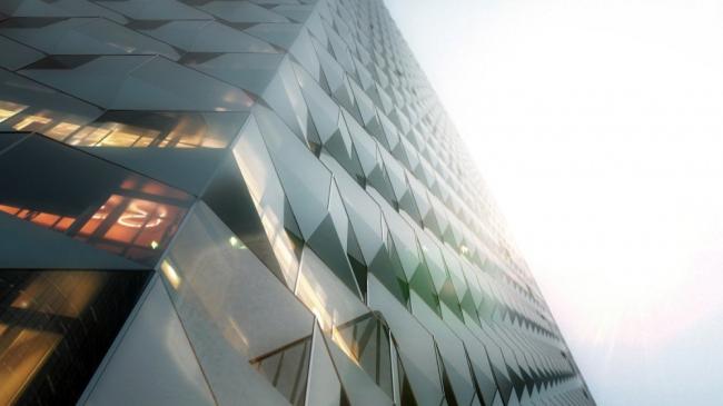 Башня The Blade © DPA / Adagp