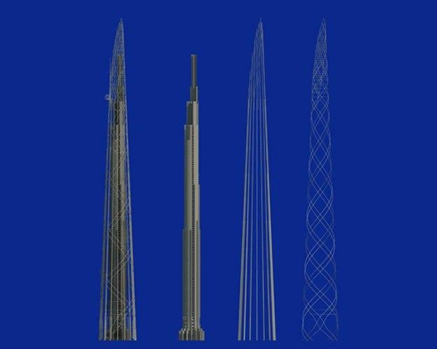 Башня Triple One
