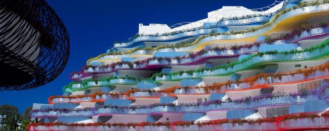 Жилой комплекс Life Marina Ibiza. Корпус Las Boas de Ibiza. Фото с сайта lifemarinaibiza.com