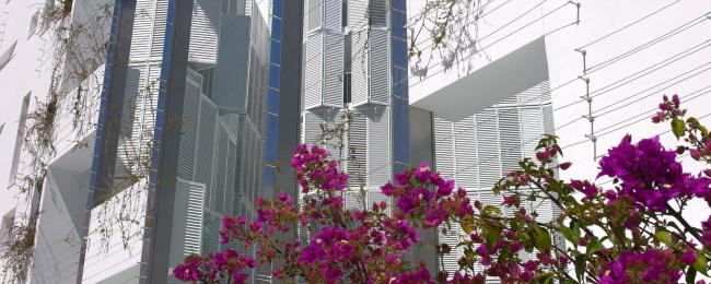 Жилой комплекс Life Marina Ibiza. Корпус Patio Blanco. Фото с сайта lifemarinaibiza.com