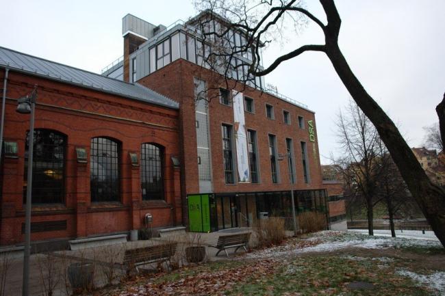 Jensen & Skodvin. Центр дизайна и архитектуры DogA в Осло - штаб-квартира Norsk Form. Фото Нины Фроловой