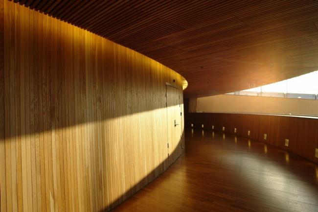«Снохетта». Фойе Национального оперного театра в Осло. Фото Нины Фроловой