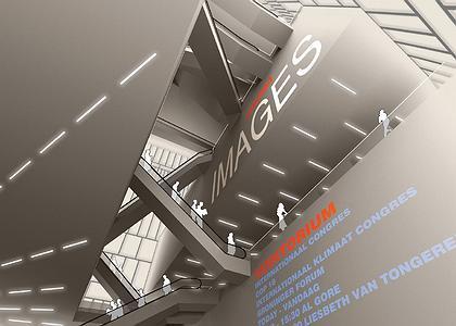 NL Architects. Гронингенский Форум. Проект