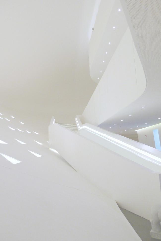 Музей дизайна OCT © Pei Zhu