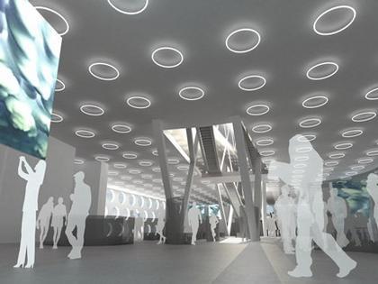 FOA.Гронингенский Форум. Конкурсный проект