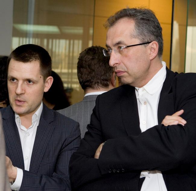 Сергей Кузнецов и Сергей Чобан (АБ «SPEECH Чобан&Кузнецов»)