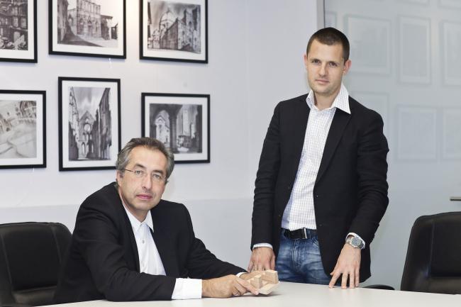 Сергей Чобан и Сергей Кузнецов (АБ «SPEECH Чобан&Кузнецов»)