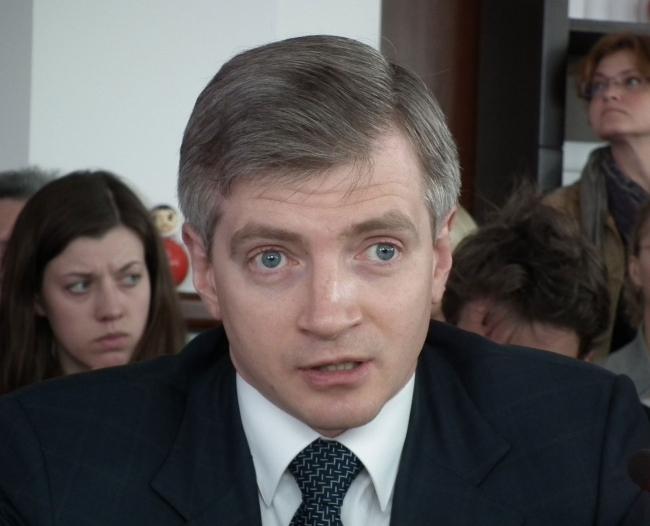 Александр Кибовский. Фотография © Юлия Тарабарина, Архи.ру