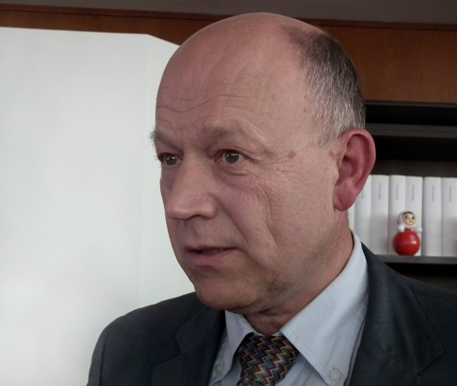 Павел Андреев. Фотография © Юлия Тарабарина, Архи.ру