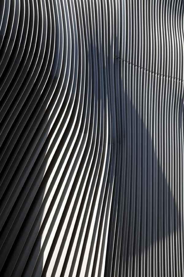 Жилой комплекс JOH3 © P Parinejad