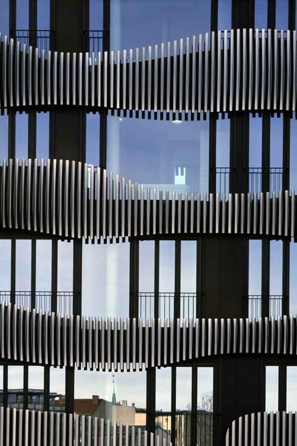 Жилой комплекс JOH3 © Rick Annack