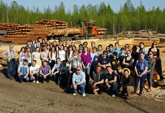 Экскурсия на базу реставратора Александра Попова
