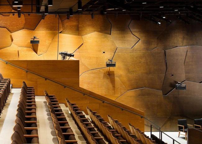 Театр Signature Center. Фото James Ewing/OTTO