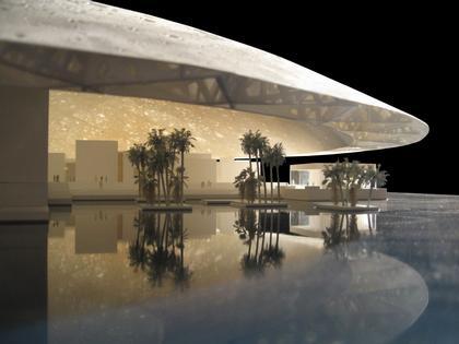 Лувр Абу-Даби © Ateliers Jean Nouvel
