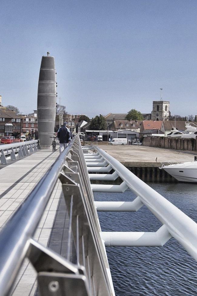 Мост Twin Sails © Ian A Kirk
