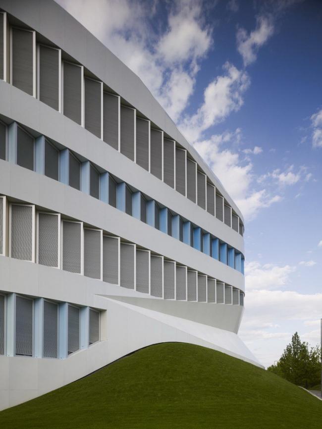 Центр виртуального инжиниринга © Christian Richters