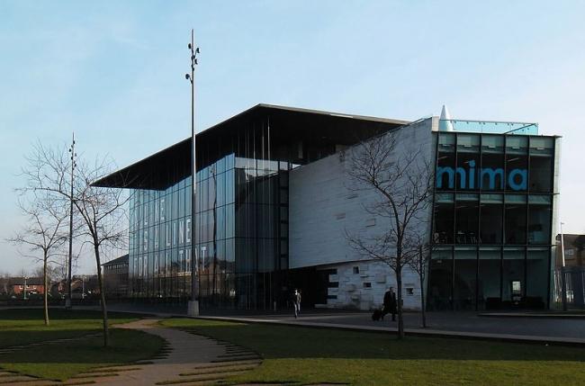 Институт современного искусства Мидлсбро. Фото: Francis Hannaway via Wikimedia Commons. Лицензия CC-BY-SA-3.0