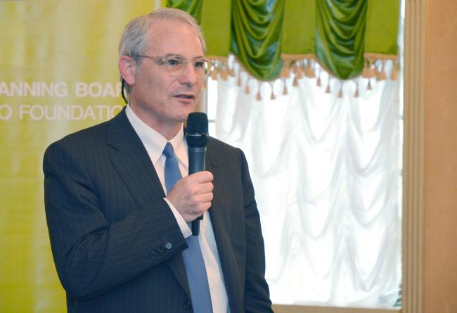 Аарон Бетски, директор Центра современного искусства в Цинциннати (США)