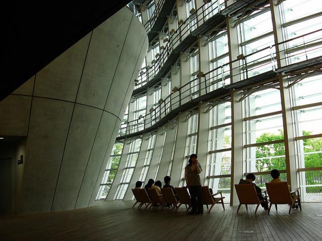 Национальный центр искусств. Фото: pnjunction2007 via Wikimedia Commons. Лицензия CC-BY-2.0