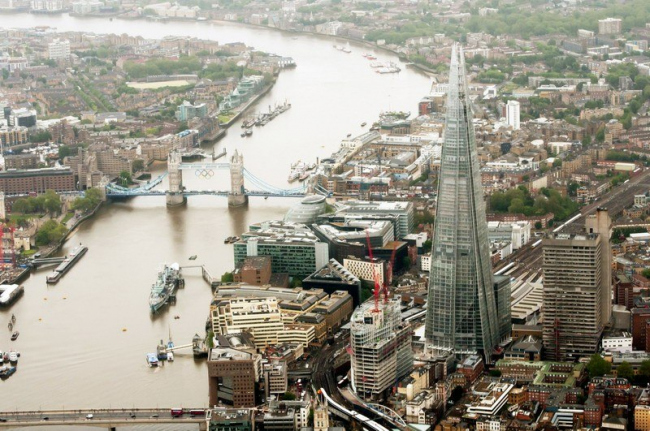 Башня The Shard © Sellar Property Group