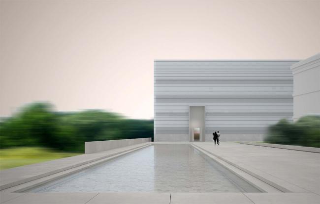 Музей Баухауса в Веймаре © Heike Hanada / Benedict Tonon