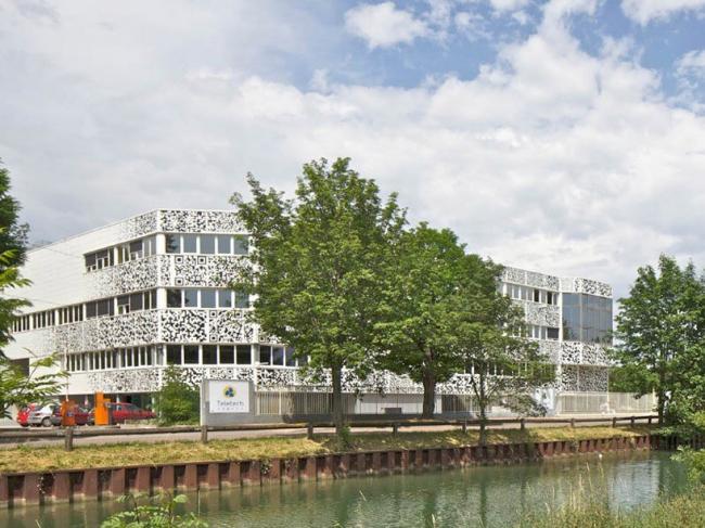 Колл-центр компании Teletech © Philippe Ruault