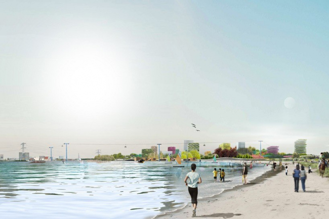 Флориада-2022. Проект для Алмере © MVRDV