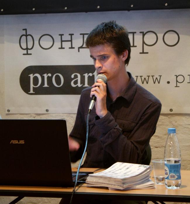 Архитектор Вячеслав Кочкин из Нижнего Новгорода