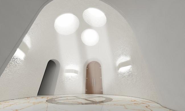 Design project of Sretenskaya School of Theology (Competitive Bid)