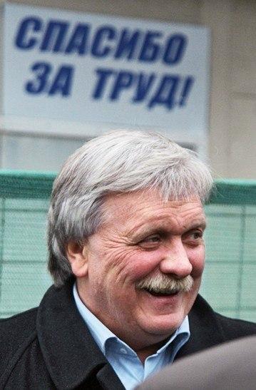 Отставка главного архитектора Москвы Александра Кузьмина