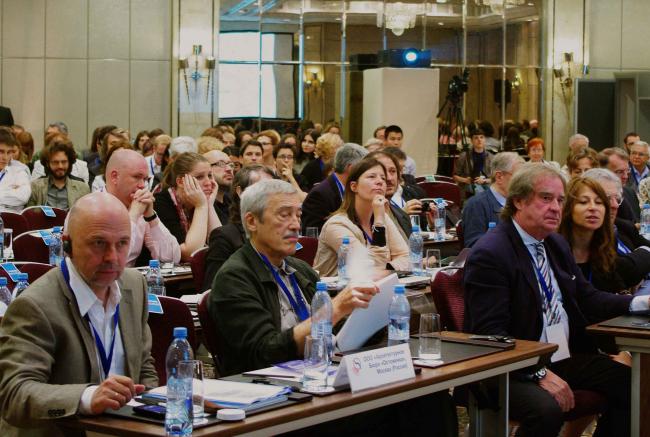 Пятый Международный семинар. Конкурс на разработку проекта концепции развития Московской агломерации. Фото А.Павликовой.