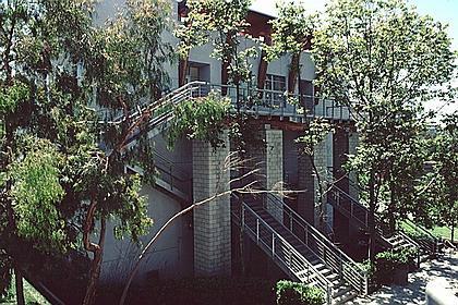 Центр информатики и инженерии в Ирвайне (1986-1988)