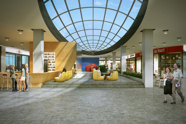 ТРЦ «Галерея Краснодар 2» © ABD architects