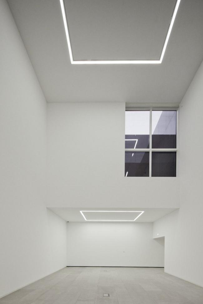 Международный центр искусств Жозе ди Гимарайнша © Joao Morgado