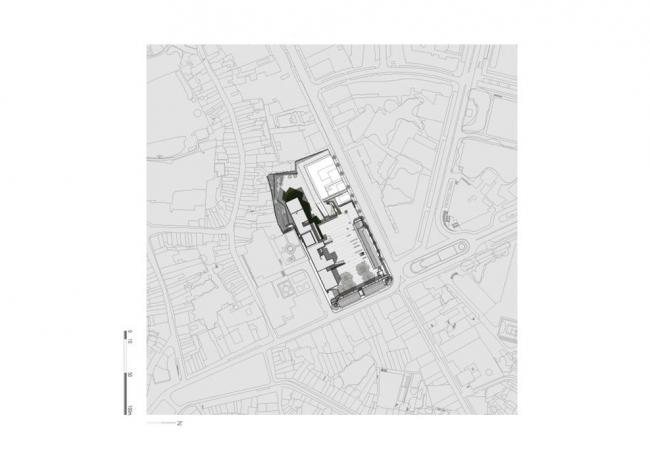 Международный центр искусств Жозе ди Гимарайнша © Pitagoras Arquitectos