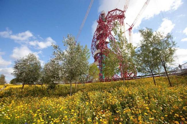 Олимпийский парк © London2012