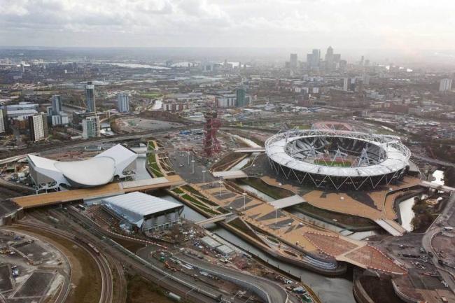 Олимпийский парк © LOCOG