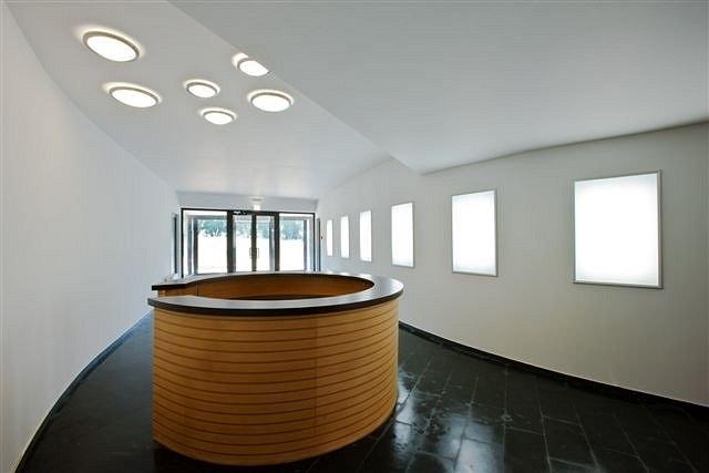 Клубный квартал «Грюнвальд». Дом «Вальс». Интерьеры. Постройка, 2011 © SPEECH, АБ «Остоженка», Проект Меганом