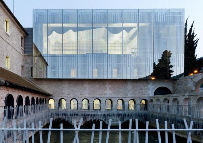 Музыкальная школа в бывшем монастыре Нотр-Дам-де-Консоласьон © Opus 5