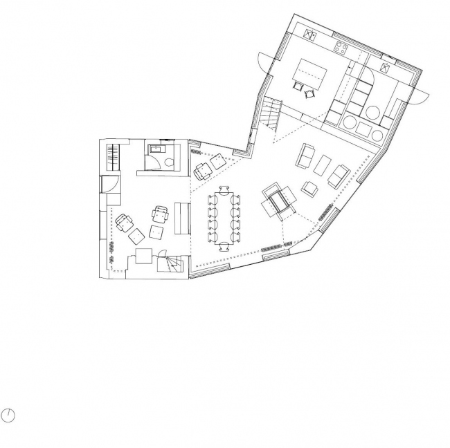 Дом Хансет-Милл © Acme