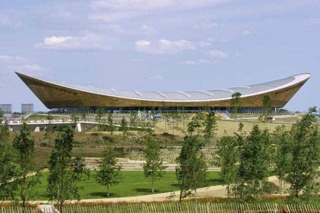 Олимпийский велодром © Anthony Palmer