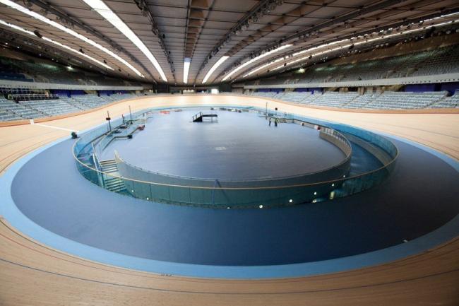 Олимпийский велодром © David Poultney